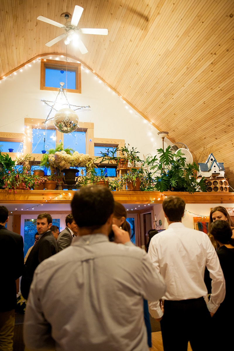 Stones Garden Yoga Studio Wedding Reception