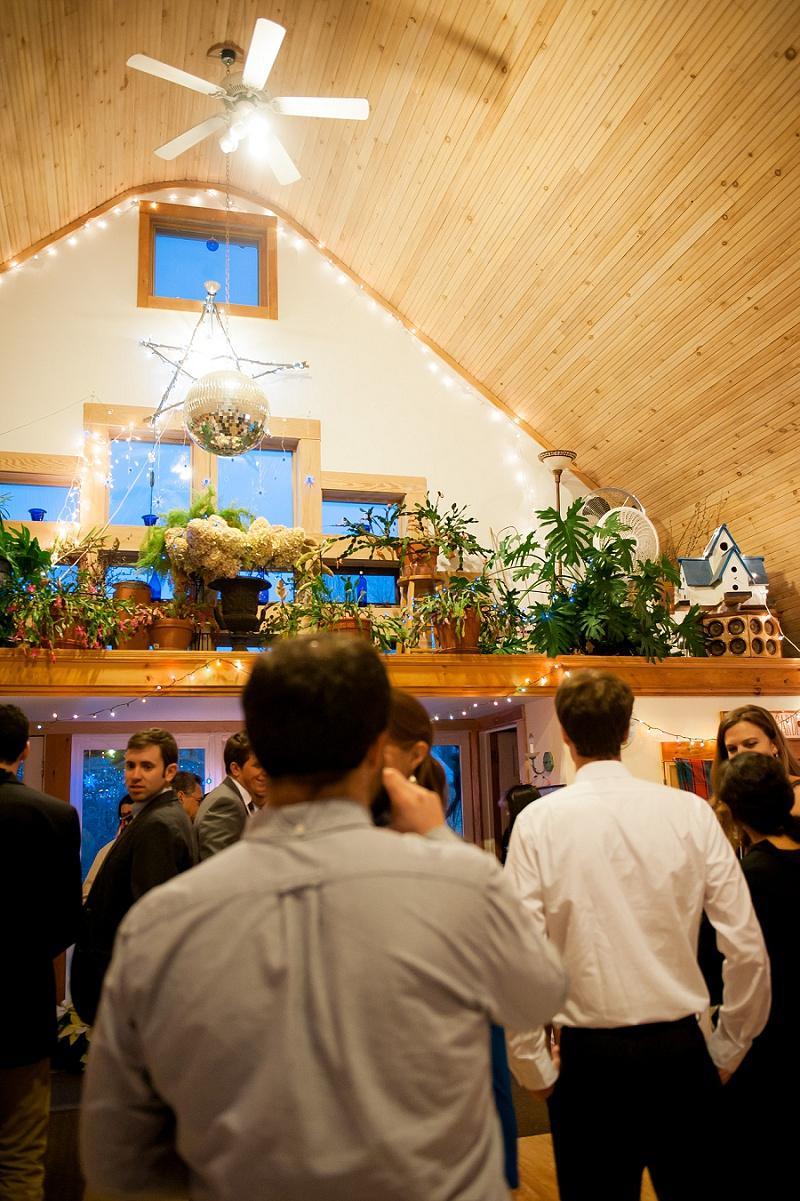 Stones Garden Yoga Studio Wedding Reception