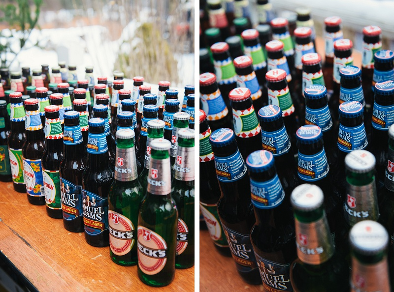 Wedding Beer Meredith NH