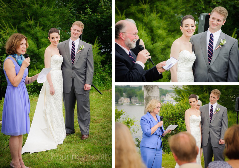 Wedding ceremony readings Wolfeboro NH